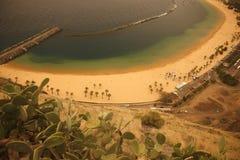 西班牙加那利群岛特内里费岛 库存照片