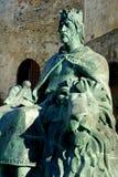 西班牙国王 库存照片