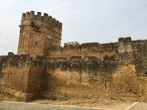 西班牙城堡 库存照片