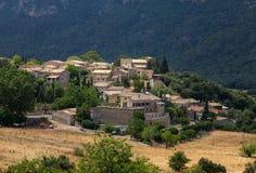 西班牙城镇 免版税库存照片