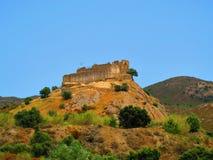 西班牙堡垒 免版税库存照片