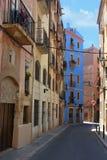 西班牙塔拉贡纳 免版税库存照片