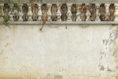 西班牙墙壁 免版税库存照片