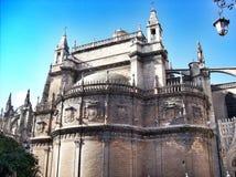 西班牙宫殿 库存照片