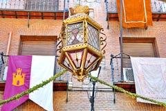 西班牙托莱多 免版税图库摄影