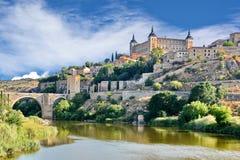西班牙托莱多 免版税库存图片