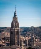 西班牙托莱多 免版税库存照片