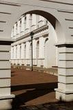 西班牙曲拱在墨西哥 库存照片