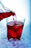 西班牙桑格里酒 免版税库存照片