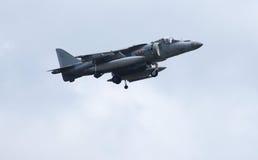 西班牙海军麦克当诺道格拉斯公司EAV-8B猎兔犬II 免版税库存图片