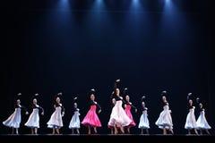 西班牙的全国芭蕾 图库摄影