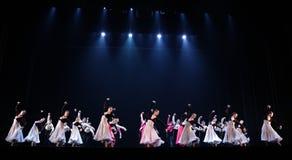 西班牙的全国芭蕾 免版税库存图片