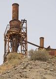 西班牙的工业遗产 库存照片