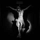 西班牙耶稣受难象 免版税库存图片