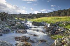 西班牙自然风景 免版税库存照片