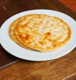 西班牙薄脆饼干 免版税库存照片