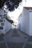 西班牙街道 免版税库存图片