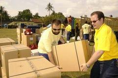 西班牙语红十字会 免版税库存图片