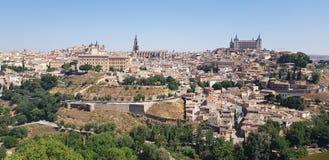 西班牙风景 免版税库存照片