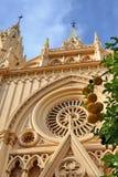 西班牙马拉加Iglesia del萨格拉多 库存照片