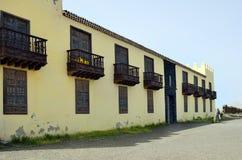 西班牙,加那利群岛,费埃特文图拉岛 免版税图库摄影