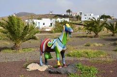 西班牙,加那利群岛 库存图片