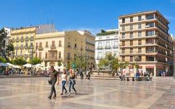 西班牙巴伦西亚 免版税库存图片
