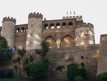 西班牙 萨瓦格萨 免版税库存照片