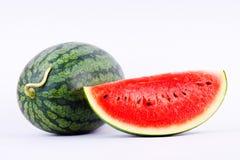 西瓜是伟大的果子对健康 免版税库存照片