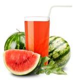 西瓜汁 免版税库存图片