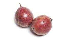 西番果甜点 库存照片