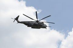 西科斯基CH-53海公马 库存图片