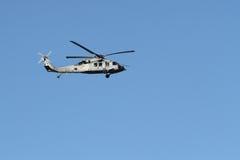 西科斯基HH-60H Seahawk 图库摄影