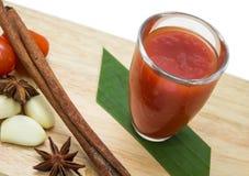 西红柿酱 库存图片