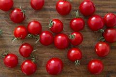 西红柿v 库存图片