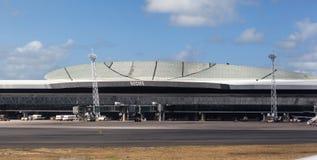 累西腓机场Guararapes 免版税库存照片