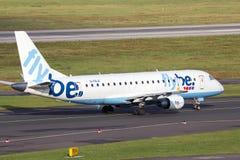 巴西航空工业公司EMB-175 库存图片