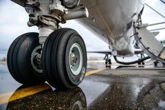 巴西航空工业公司ERJ 145 免版税库存图片