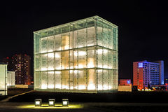 西莱亚西博物馆的区域 免版税图库摄影