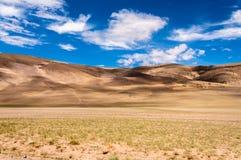 西藏恩加里Sanai 免版税库存图片