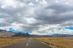 西藏恩加里Sanai 免版税库存照片
