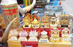 从西藏的纪念品 免版税库存照片