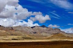 西藏的风景 库存图片