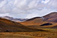 西藏的风景 免版税库存图片