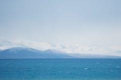 西藏的Nam湖 库存照片