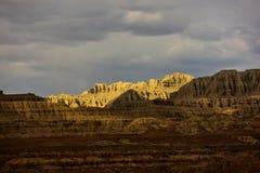 西藏萨格勒布土壤林 免版税库存照片