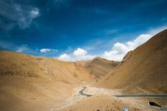 西藏,中国 库存照片