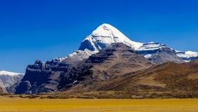西藏 挂接Kailash 免版税图库摄影