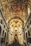 西西里人的教会 图库摄影