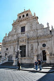 西西里岛的艺术 库存图片